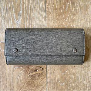 Celine Large Flap Wallet